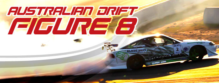 Australian Drift Figure 8