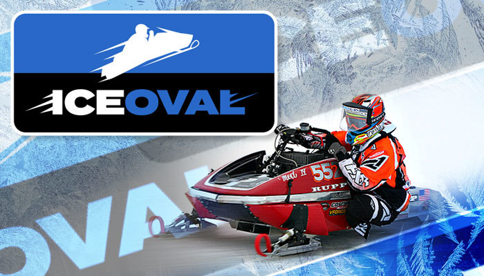 Photo of Snowmobile Racing - Ice Oval Championship!
