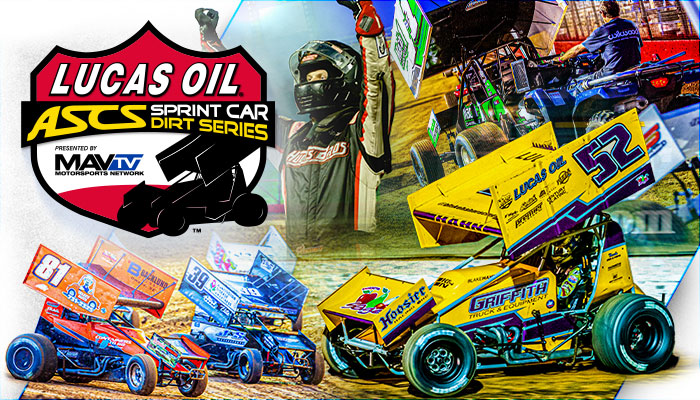 Photo of Trio Of California Ovals Next For Lucas Oil American Sprint Car Series