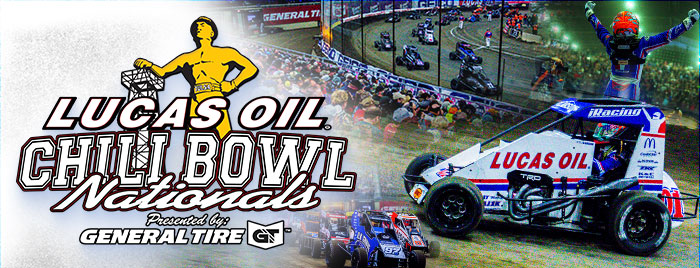 Lucas Oil Chili Bowl Nationals LIVE
