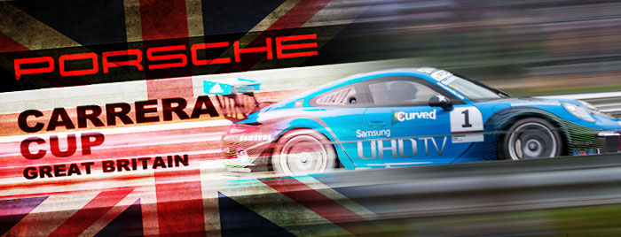 Porsche Carrera Cup UK