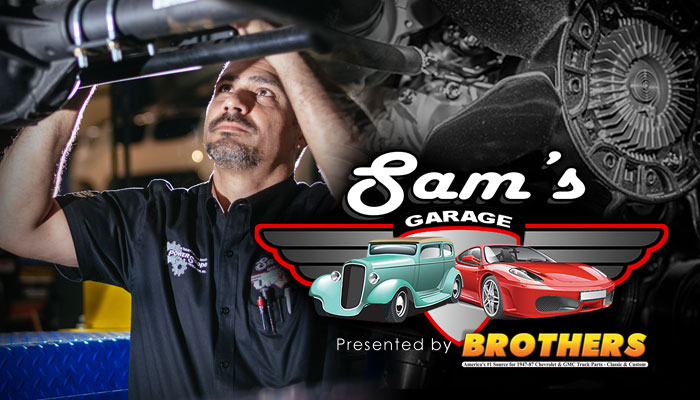 Photo of Sam's Garage - 2018 Season Premier