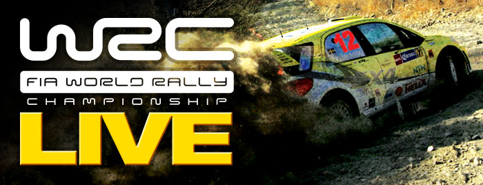 World Rally Championship LIVE