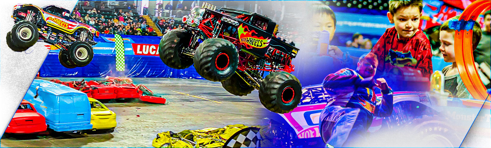 Monster Trucks - Crushing It